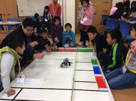 ロボット教室2日目