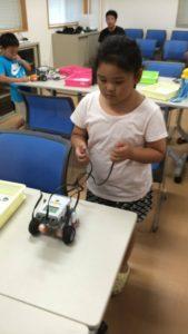 ちびっこロボット教室