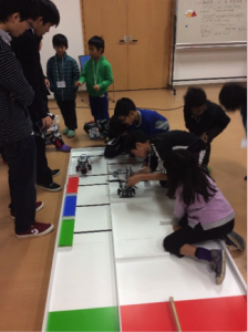 ロボット教室12月