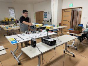 ロボット教室オンライン授業